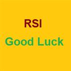 RSI Good luck