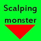 Scalping monster