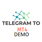 Telegram to MT4 Bridge DEMO