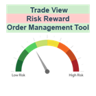 Trade View Risk Reward Order Management Tool
