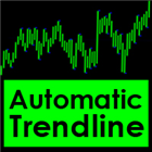 Automatic Trendline and Breakout Target