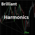 Brilliant Harmonic Patterns
