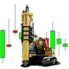 Gold Digger Martingale Robot