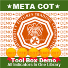 MetaCOT 2 CFTC ToolBox Demo MT4