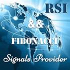 Signals Provider RSI and Fibonacci