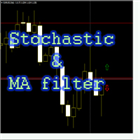 Stochastic and MA filter