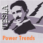 Tesla Power Trends