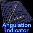 Angulation indicator