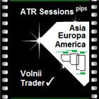 ATR Sessions Pips