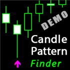 Candle Pattern Finder demo