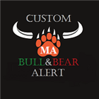 Custom Bull and Bear Alert