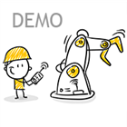 Easy trading with an assistant Demo