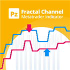 PZ Fractal Channel MT4