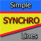 Simple lines synchronisation for MT4