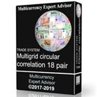 TS Multigrid circular correlation 18 pair