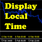 Display Local Time