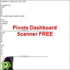 Pivots Dashboard Scanner FREE