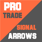 Professional Trade Signal Arrows