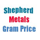 Shepherd Metals Gram Price