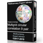 TS Multigrid circular correlation 9 pair