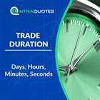 Current Trade Duration Indicator MT5