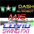 WOW Dash M16 Covid Swing FX1 Signal
