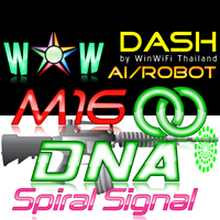 WOW Dash M16 DNA Spiral Signal