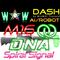 WOW Dash M16 DNA Spiral Signal