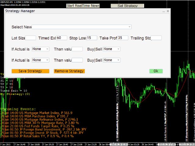 Alphapulse News Trader