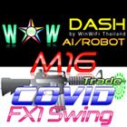 WOW Dash M16 Covid FX1 Swing