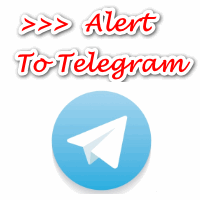 Forward Alert To Telegram for MT5