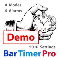 Bar Timer Pro Demo