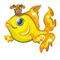 FX Gold Fish