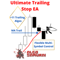 Ultimate Trailing Stop EA