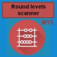 Round levels scanner MT5