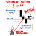 Ultimate Trailing Stop EA Demo