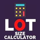 Risk Lot Size Calculator