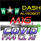 WOW Dash M16 Covid FX4 CL Ai
