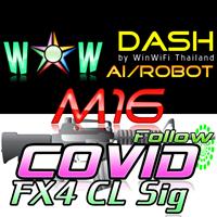 WOW Dash M16 Covid FX4 CL Signal