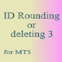ID Rounding or deleting 3 for MT5
