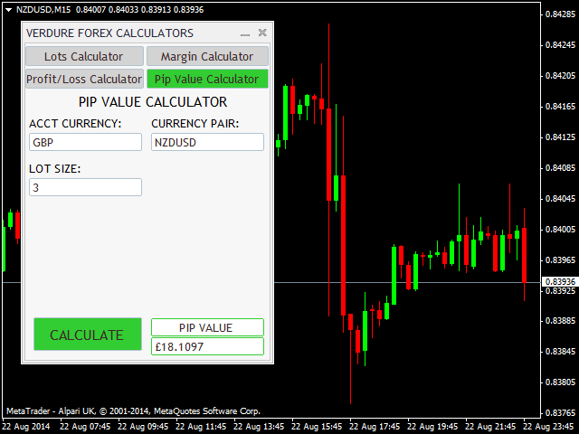 Forex cash back calculator