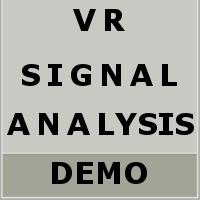 VR SIGNAL ANALIZ demo
