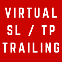 Virtual Sl Tp and trailing Sl MT4