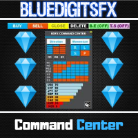 BlueDigitsFx Command Center