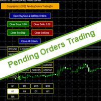 PendingOrders TradingEA