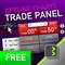 Trade Painel OfflineCharts