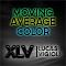 XLV4 Moving Average Color