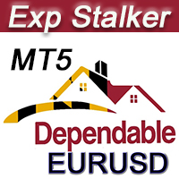 EA Dependable eurusd MT5