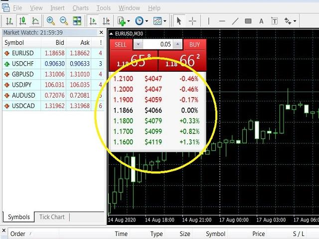 Profit Loss Monitor