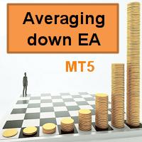 Averaging down EA MT5